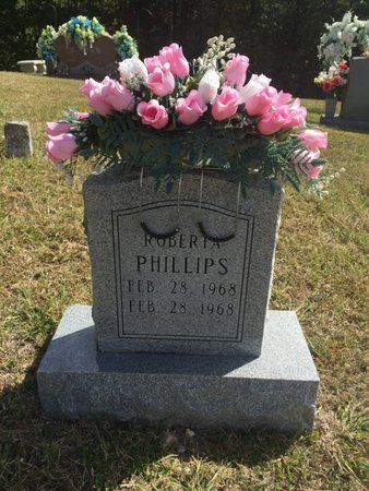 PHILLIPS, ROBERTA - Campbell County, Tennessee | ROBERTA PHILLIPS - Tennessee Gravestone Photos
