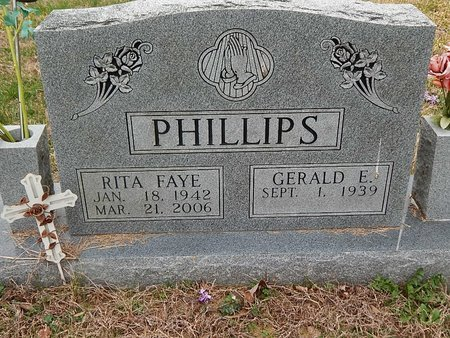 PHILLIPS, RITA FAYE - Campbell County, Tennessee | RITA FAYE PHILLIPS - Tennessee Gravestone Photos