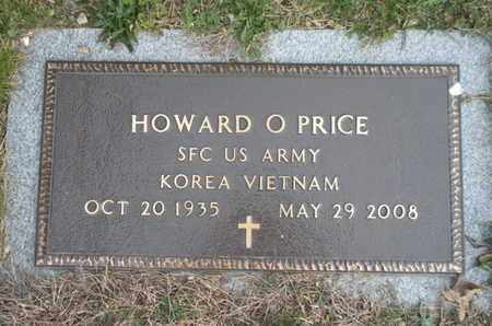PRICE  (VETERAN KOR VIET), HOWARD O - Campbell County, Tennessee   HOWARD O PRICE  (VETERAN KOR VIET) - Tennessee Gravestone Photos