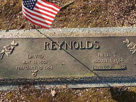REYNOLDS, DAVID - Campbell County, Tennessee | DAVID REYNOLDS - Tennessee Gravestone Photos