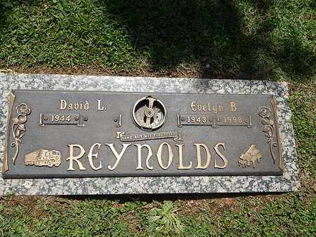 REYNOLDS, DAVID L - Campbell County, Tennessee | DAVID L REYNOLDS - Tennessee Gravestone Photos