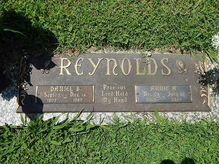 REYNOLDS, ANNIE A - Campbell County, Tennessee   ANNIE A REYNOLDS - Tennessee Gravestone Photos