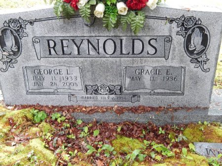 REYNOLDS, GEORGE L - Campbell County, Tennessee | GEORGE L REYNOLDS - Tennessee Gravestone Photos