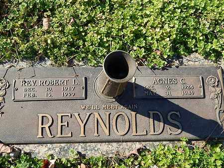 REYNOLDS, ROBERT L REV - Campbell County, Tennessee | ROBERT L REV REYNOLDS - Tennessee Gravestone Photos