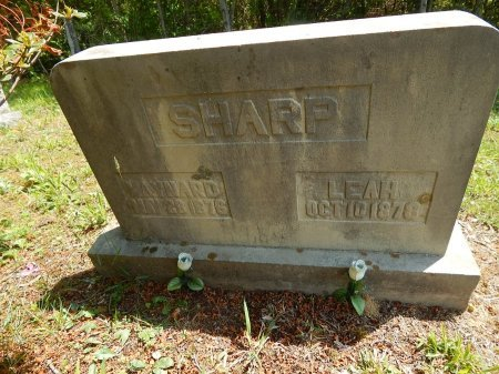 SHARP, MAYNARD - Campbell County, Tennessee | MAYNARD SHARP - Tennessee Gravestone Photos