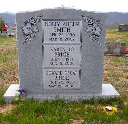 SMITH, DOLLY AILEEN - Campbell County, Tennessee | DOLLY AILEEN SMITH - Tennessee Gravestone Photos