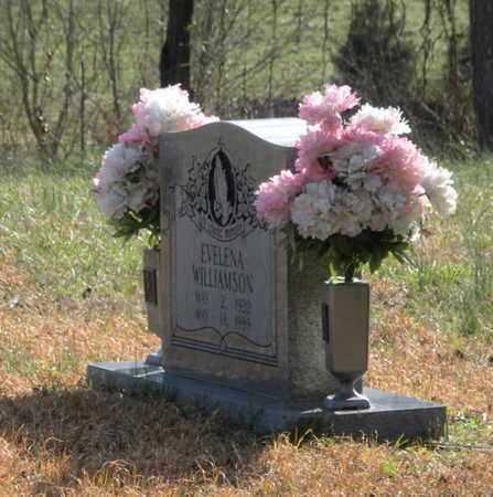 WILLIAMSON, EVELENA - Campbell County, Tennessee | EVELENA WILLIAMSON - Tennessee Gravestone Photos
