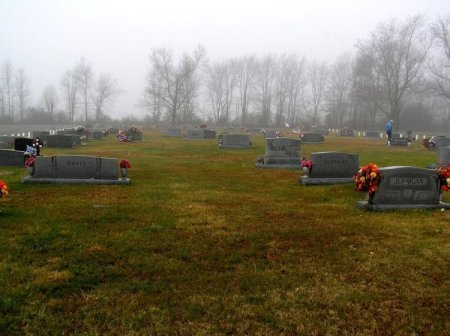 *CEMETERY OVERVIEW,  - Cannon County, Tennessee |  *CEMETERY OVERVIEW - Tennessee Gravestone Photos