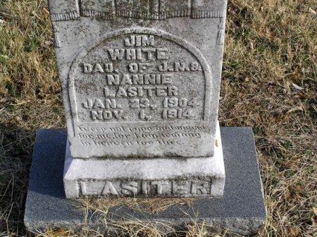 LASSITER, JIM WHITE - Cannon County, Tennessee | JIM WHITE LASSITER - Tennessee Gravestone Photos