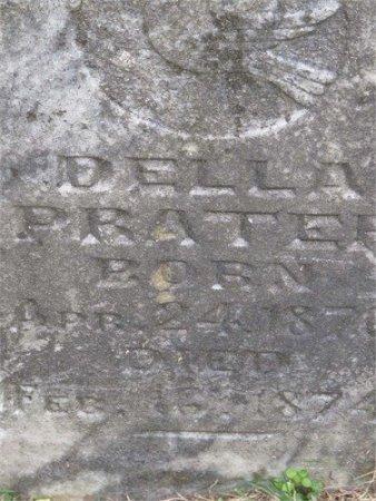 PRATER, DELLA - Cannon County, Tennessee | DELLA PRATER - Tennessee Gravestone Photos