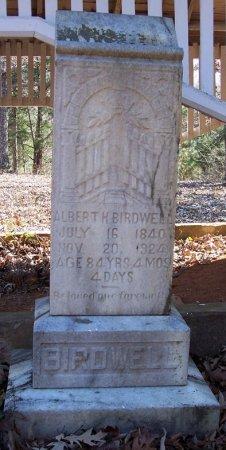 BIRDWELL, ALBERT H. - Carroll County, Tennessee | ALBERT H. BIRDWELL - Tennessee Gravestone Photos