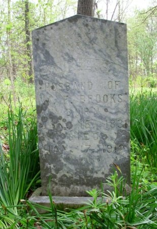 "BROOKS, SAMUEL HERRON ""SAM"" - Carroll County, Tennessee   SAMUEL HERRON ""SAM"" BROOKS - Tennessee Gravestone Photos"