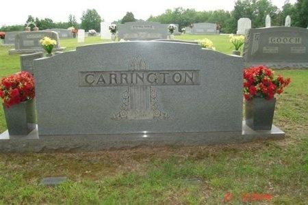 CARRINGTON, FAMILY STONE - Carroll County, Tennessee   FAMILY STONE CARRINGTON - Tennessee Gravestone Photos