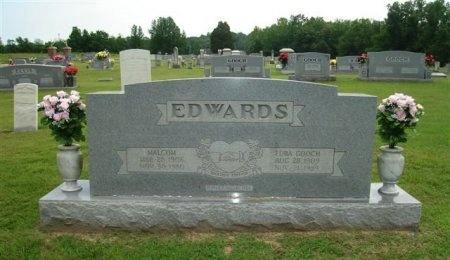 EDWARDS, EUBA - Carroll County, Tennessee | EUBA EDWARDS - Tennessee Gravestone Photos