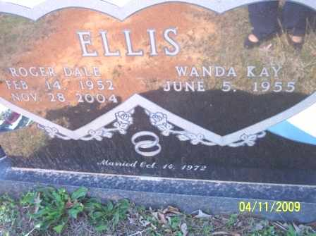 ELLIS, ROGER DALE - Carroll County, Tennessee | ROGER DALE ELLIS - Tennessee Gravestone Photos
