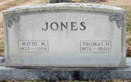 "JONES, MATILDA M. ""MATTIE"" - Carroll County, Tennessee | MATILDA M. ""MATTIE"" JONES - Tennessee Gravestone Photos"