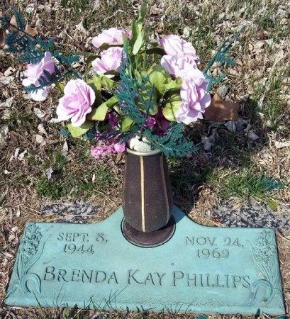 PHILLIPS, BRENDA KAY - Carroll County, Tennessee   BRENDA KAY PHILLIPS - Tennessee Gravestone Photos