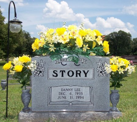 STORY, DANNY LEE - Carroll County, Tennessee | DANNY LEE STORY - Tennessee Gravestone Photos