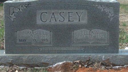 "CASEY, THOMAS ""BILL"" - Cheatham County, Tennessee   THOMAS ""BILL"" CASEY - Tennessee Gravestone Photos"