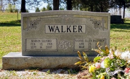 WALKER, MARVIN GILFORD - Cheatham County, Tennessee | MARVIN GILFORD WALKER - Tennessee Gravestone Photos