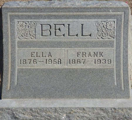 BELL, ELLA BELLE - Chester County, Tennessee | ELLA BELLE BELL - Tennessee Gravestone Photos