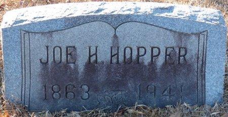 HOPPER, JOE H - Chester County, Tennessee | JOE H HOPPER - Tennessee Gravestone Photos