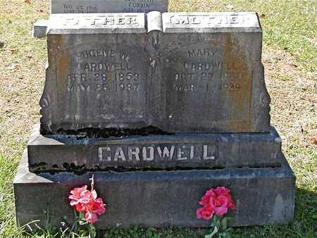 CARDWELL, EUGENE W. - Claiborne County, Tennessee | EUGENE W. CARDWELL - Tennessee Gravestone Photos