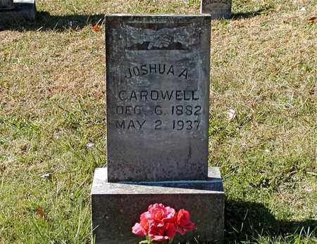 CARDWELL, JOSHUA A. - Claiborne County, Tennessee | JOSHUA A. CARDWELL - Tennessee Gravestone Photos