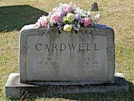 CARDWELL, DORA - Claiborne County, Tennessee | DORA CARDWELL - Tennessee Gravestone Photos