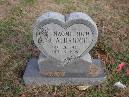 ALDRIDGE, NAOMI RUTH - Clay County, Tennessee | NAOMI RUTH ALDRIDGE - Tennessee Gravestone Photos