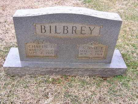 BILBREY, JENNIE E. - Clay County, Tennessee | JENNIE E. BILBREY - Tennessee Gravestone Photos