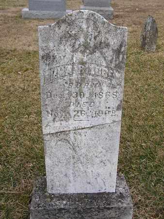 BILBREY, EMMA - Clay County, Tennessee | EMMA BILBREY - Tennessee Gravestone Photos