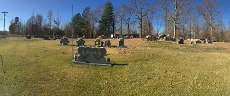 *CEMETERY VIEW,  - Clay County, Tennessee |  *CEMETERY VIEW - Tennessee Gravestone Photos