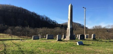 *CEMETERY VIEW,  - Clay County, Tennessee    *CEMETERY VIEW - Tennessee Gravestone Photos
