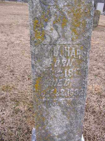 HARE, MARIA - Clay County, Tennessee | MARIA HARE - Tennessee Gravestone Photos
