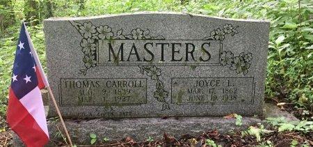 MASTERS, JOYCE LOU - Clay County, Tennessee | JOYCE LOU MASTERS - Tennessee Gravestone Photos