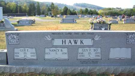 "HAWK, GUFY F ""BO"" - Cocke County, Tennessee | GUFY F ""BO"" HAWK - Tennessee Gravestone Photos"