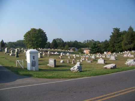 *UNION OVERVIEW,  - Cocke County, Tennessee    *UNION OVERVIEW - Tennessee Gravestone Photos