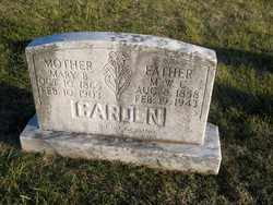 CARDEN, M.W.C. - Coffee County, Tennessee | M.W.C. CARDEN - Tennessee Gravestone Photos