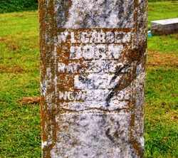 CARDEN, WILLIAM L. - Coffee County, Tennessee | WILLIAM L. CARDEN - Tennessee Gravestone Photos