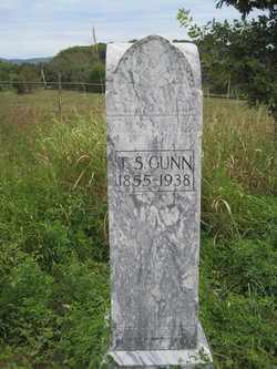 GUNN, THOMAS S. - Coffee County, Tennessee | THOMAS S. GUNN - Tennessee Gravestone Photos