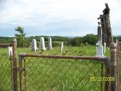 *SHEID CEMETERY VIEW,  - Coffee County, Tennessee |  *SHEID CEMETERY VIEW - Tennessee Gravestone Photos