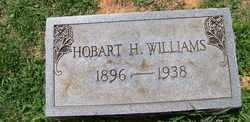 WILLIAMS, HOBART HENDERSON - Coffee County, Tennessee | HOBART HENDERSON WILLIAMS - Tennessee Gravestone Photos