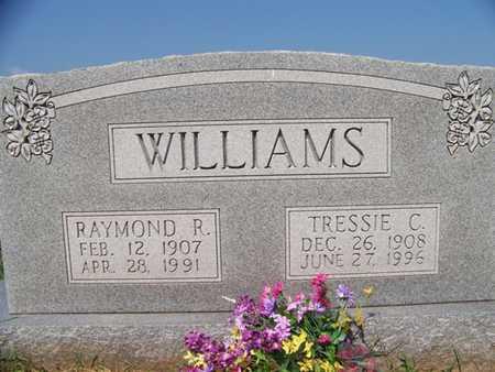 WILLIAMS, TRESSIE - Coffee County, Tennessee | TRESSIE WILLIAMS - Tennessee Gravestone Photos
