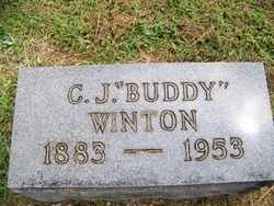 "WINTON, C.J. ""BUDDY"" - Coffee County, Tennessee | C.J. ""BUDDY"" WINTON - Tennessee Gravestone Photos"