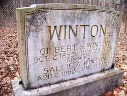 WINTON, GILBERT SMITH - Coffee County, Tennessee | GILBERT SMITH WINTON - Tennessee Gravestone Photos