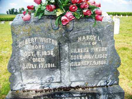 WINTON, GILBERT - Coffee County, Tennessee | GILBERT WINTON - Tennessee Gravestone Photos