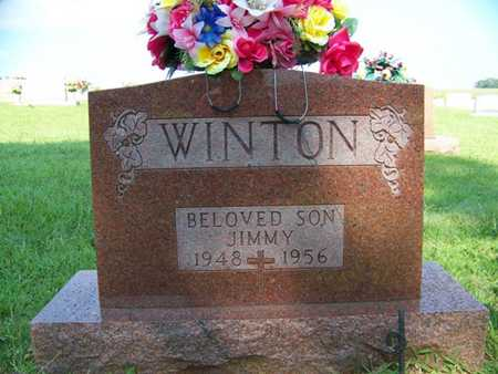 WINTON, JIMMY - Coffee County, Tennessee | JIMMY WINTON - Tennessee Gravestone Photos