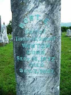 "WINTON, ROBERT EUGENE ""BOB"" - Coffee County, Tennessee | ROBERT EUGENE ""BOB"" WINTON - Tennessee Gravestone Photos"