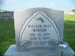 WINTON, WILLIAM DALE - Coffee County, Tennessee | WILLIAM DALE WINTON - Tennessee Gravestone Photos